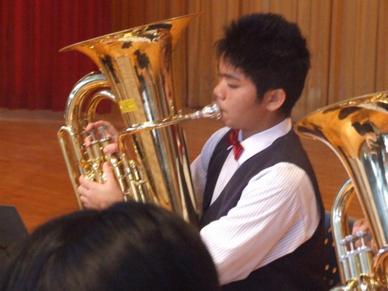 铜管乐五重奏曲谱图片下载 中国军魂铜管五重奏 加拿大铜